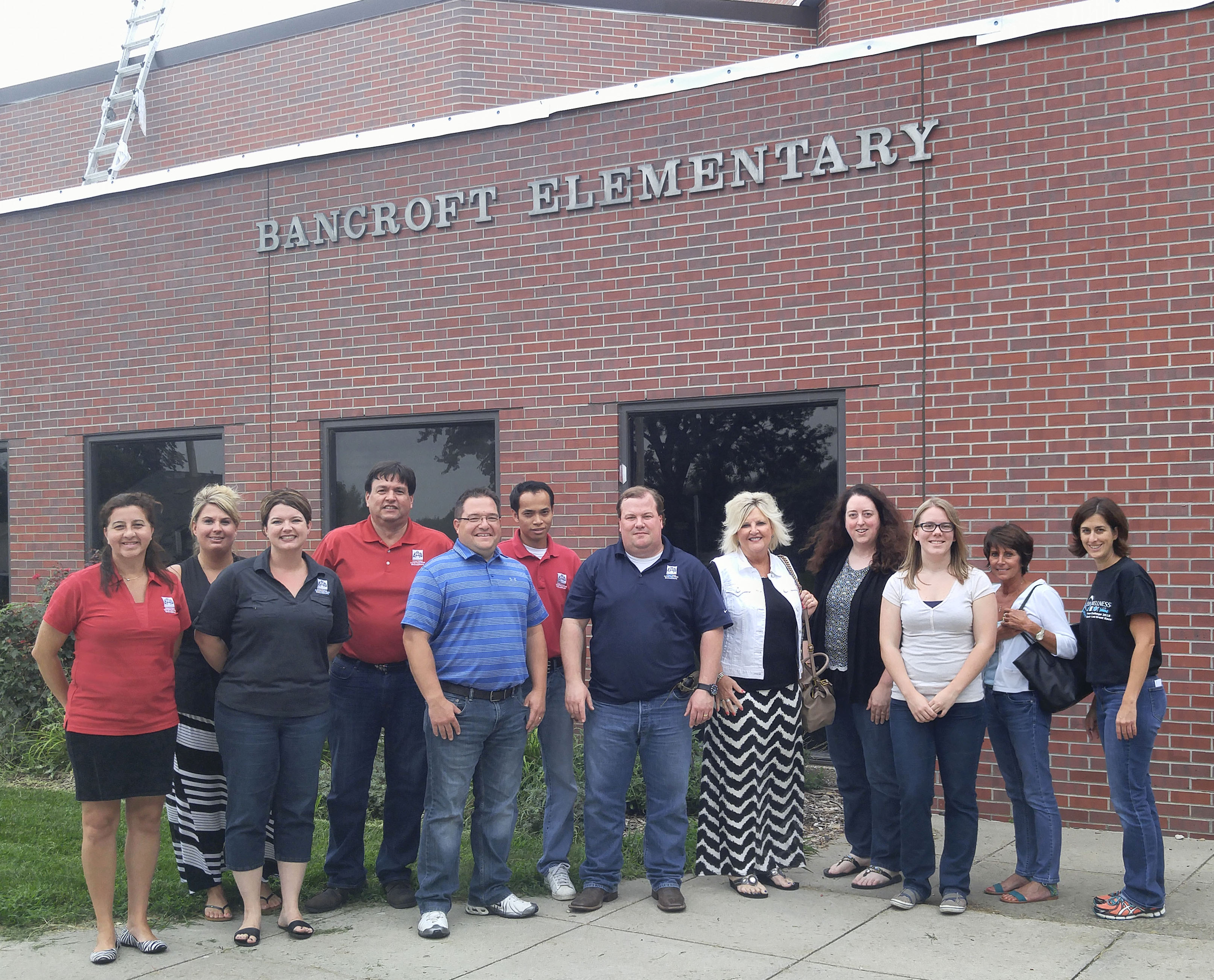 2015 Back To School Supply Drive Ead Corporate Omaha Ne