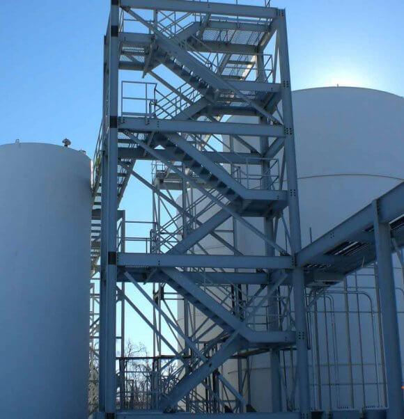 Fuel Storage Facility needing Capacity Expansion