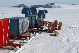 Antarctica Hot Water Drill Generators