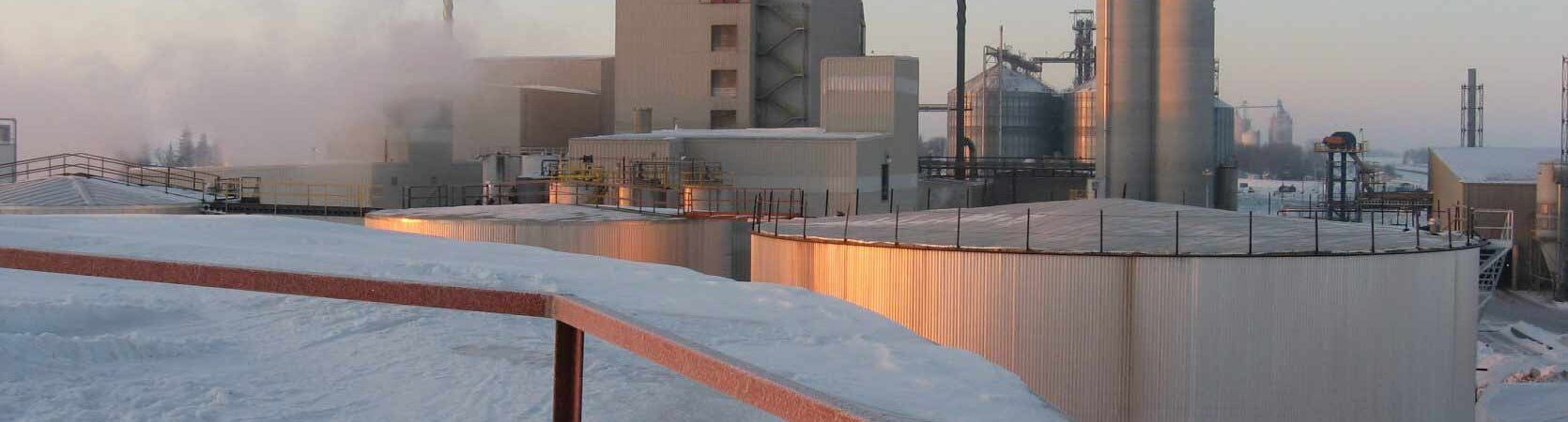MNSP Soybean Oil Refinery and Biodiesel Plant build