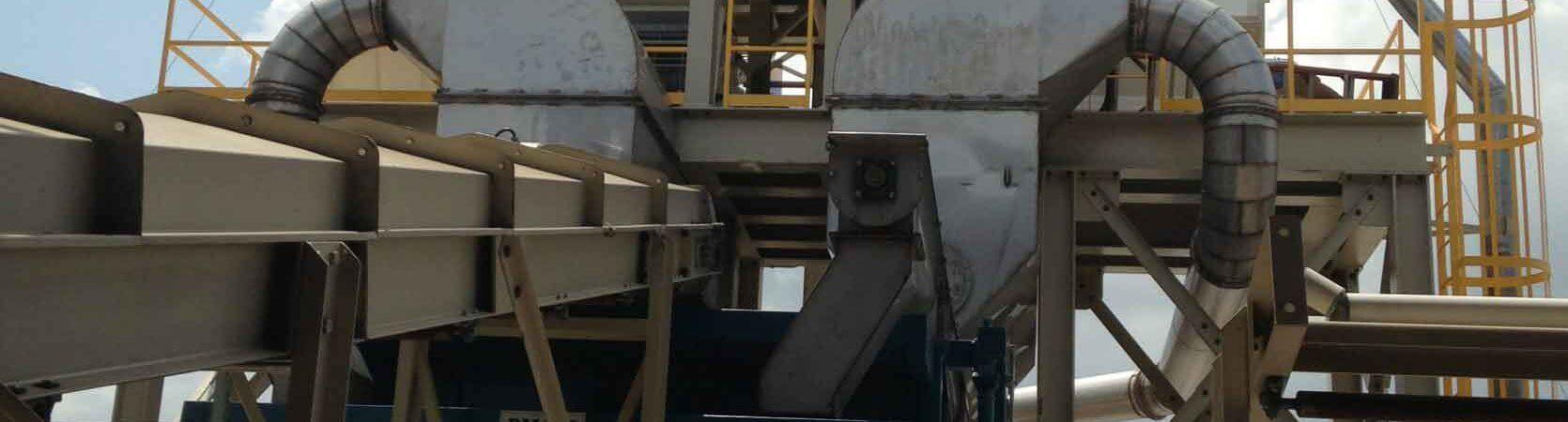 covert fiber mill wood pellet plant
