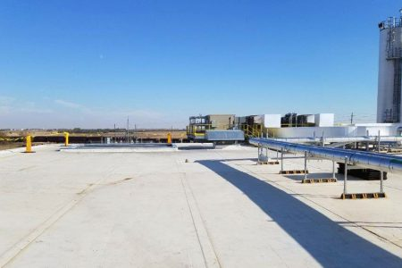 EAD Replaces Roof for Diabetic Syringe Plant Holdrege Nebraska