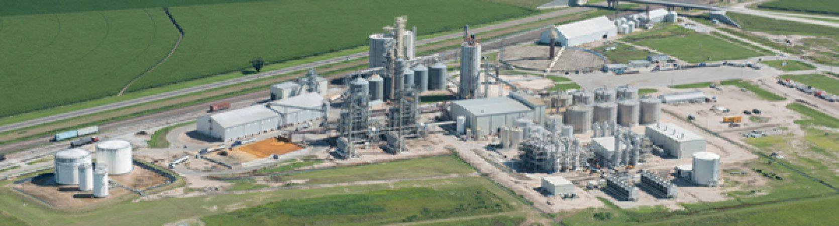 Green Plains Renewable Energy Wood River NE ethanol plant EAD structural engineering