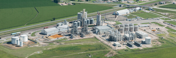 Ead Provides Cable Tray Structure Wood River Ethanol Plant