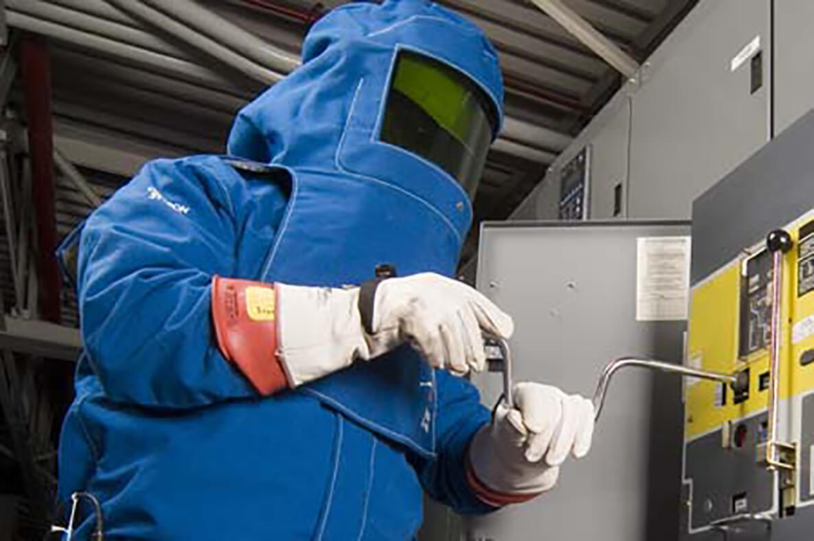 arc flash risk prevention mitigation electrical safety