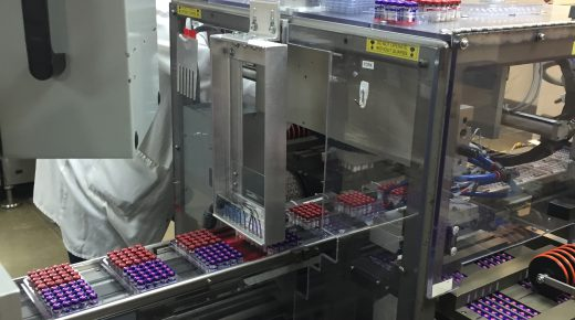EAD solution minimizes pharmaceutical product rejects