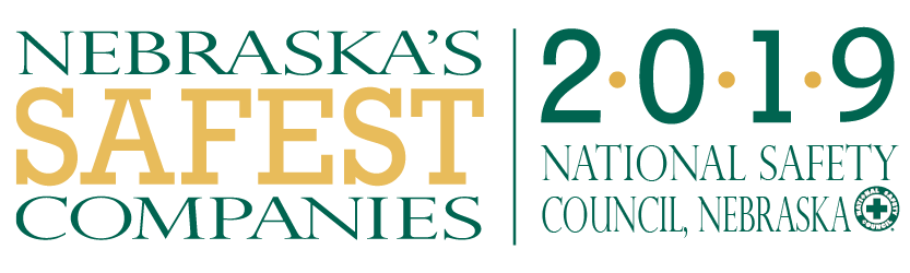 Safest Company Award, Nebraska Safety Council