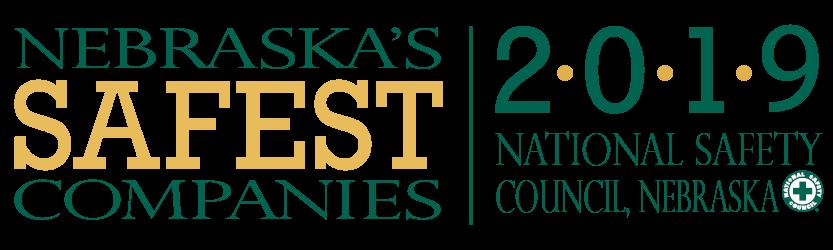 Safest Company Award, Nebraska Safety Council