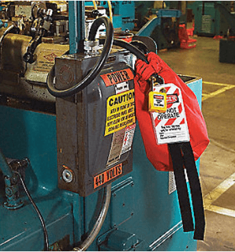 Lockout Tagout Safety