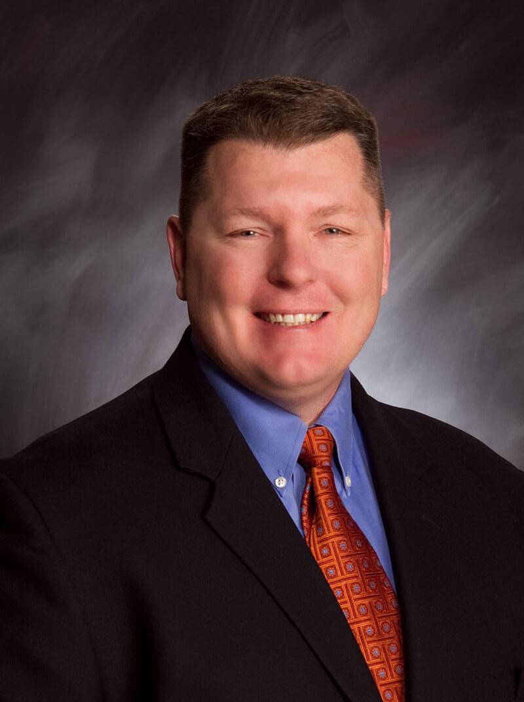 Dean Epperson Safety DIrector