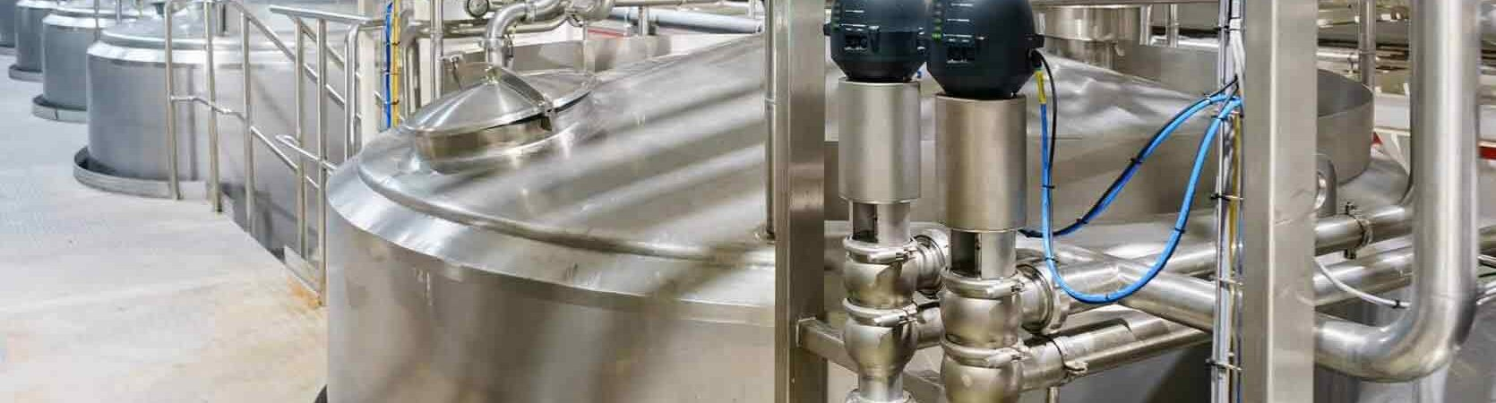 Enzyme Fermentation & Recover Plant Expansion for Food Manufacturing