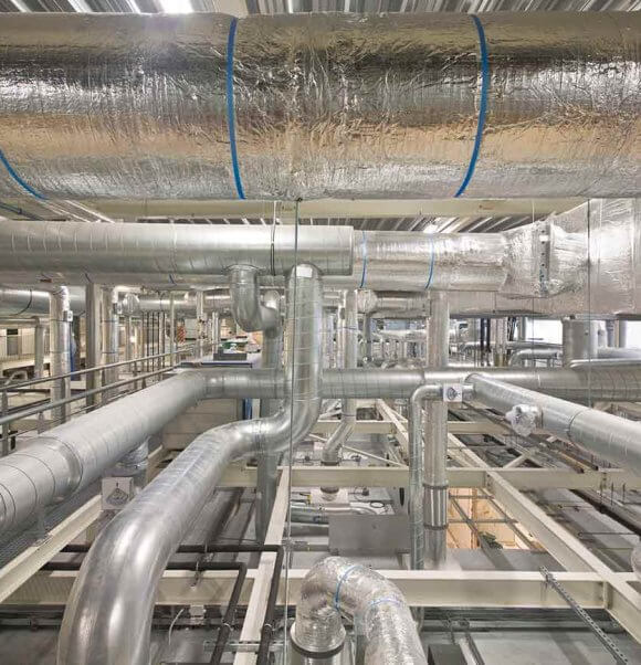 Pharmaceutical HVAC and Piping project