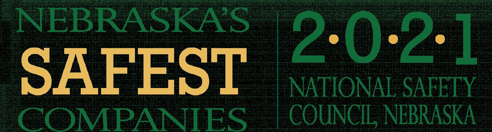 Safest Company Logo 2021