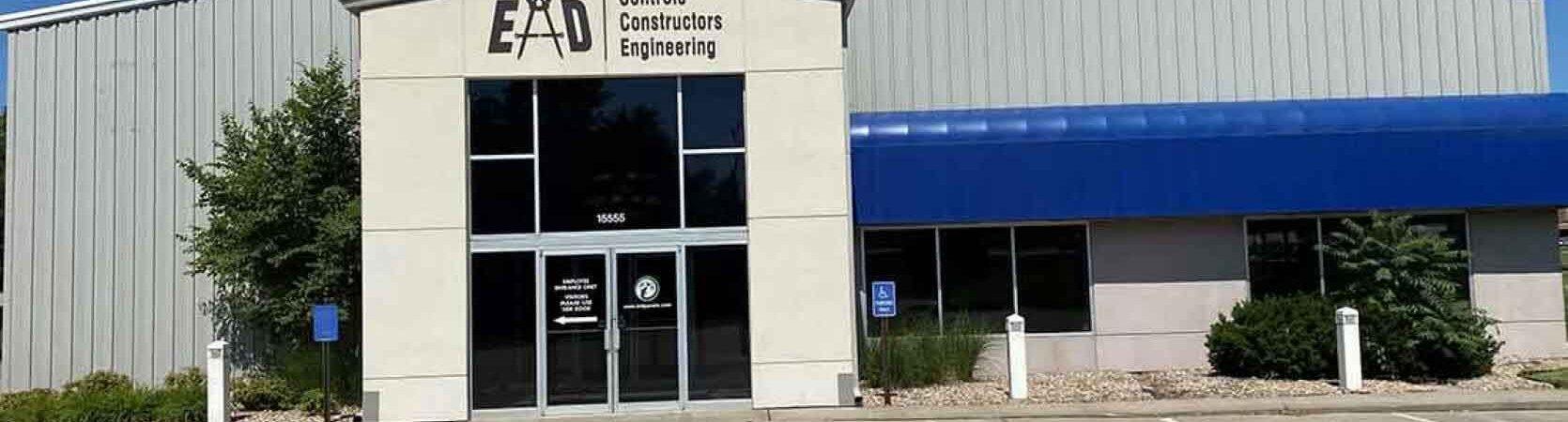 EAD Corporate Building 2 for control panel design