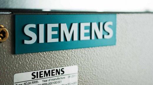 Siemens Control Panel Design by EAD Corporate