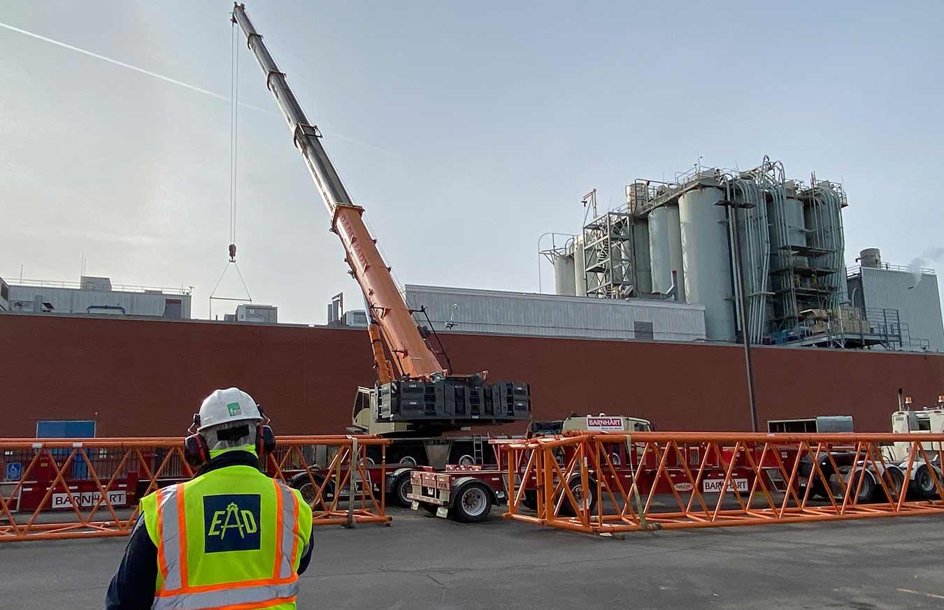 EAD Corporate Construction Management Services