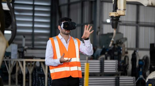 virtual reality to address food manufacturing plant engineering challenges