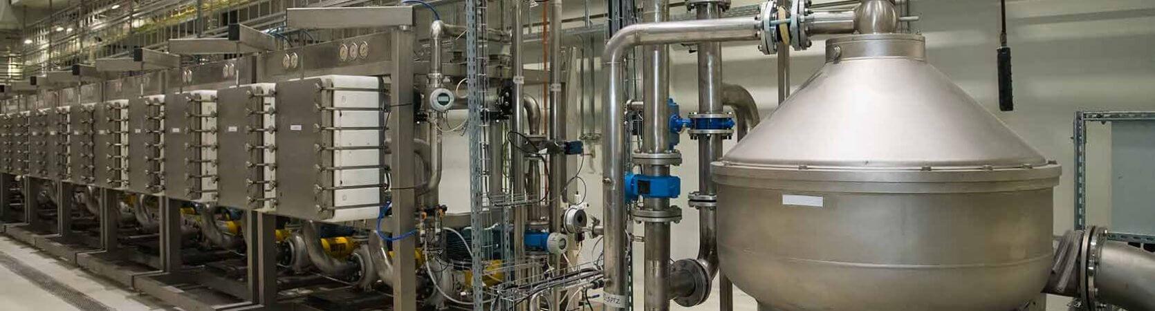 EAD Corporate Major Processing Line Upgrade